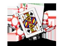 Blackjack Dealer's Upcard